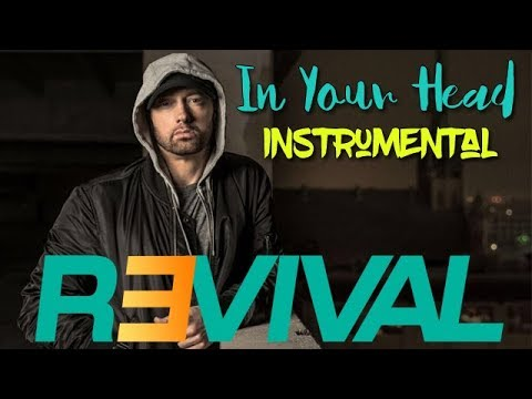 Eminem - In Your Head REVIVAL  (Instrumental)  Eminem REVIVAL Instrumental Remake by Alex Gin
