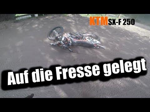 Mein erster MotocrossVlog! / KTM SX-F 250