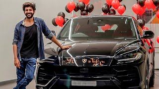Kartik Aaryan New Car Collection - Lamborghini Urus