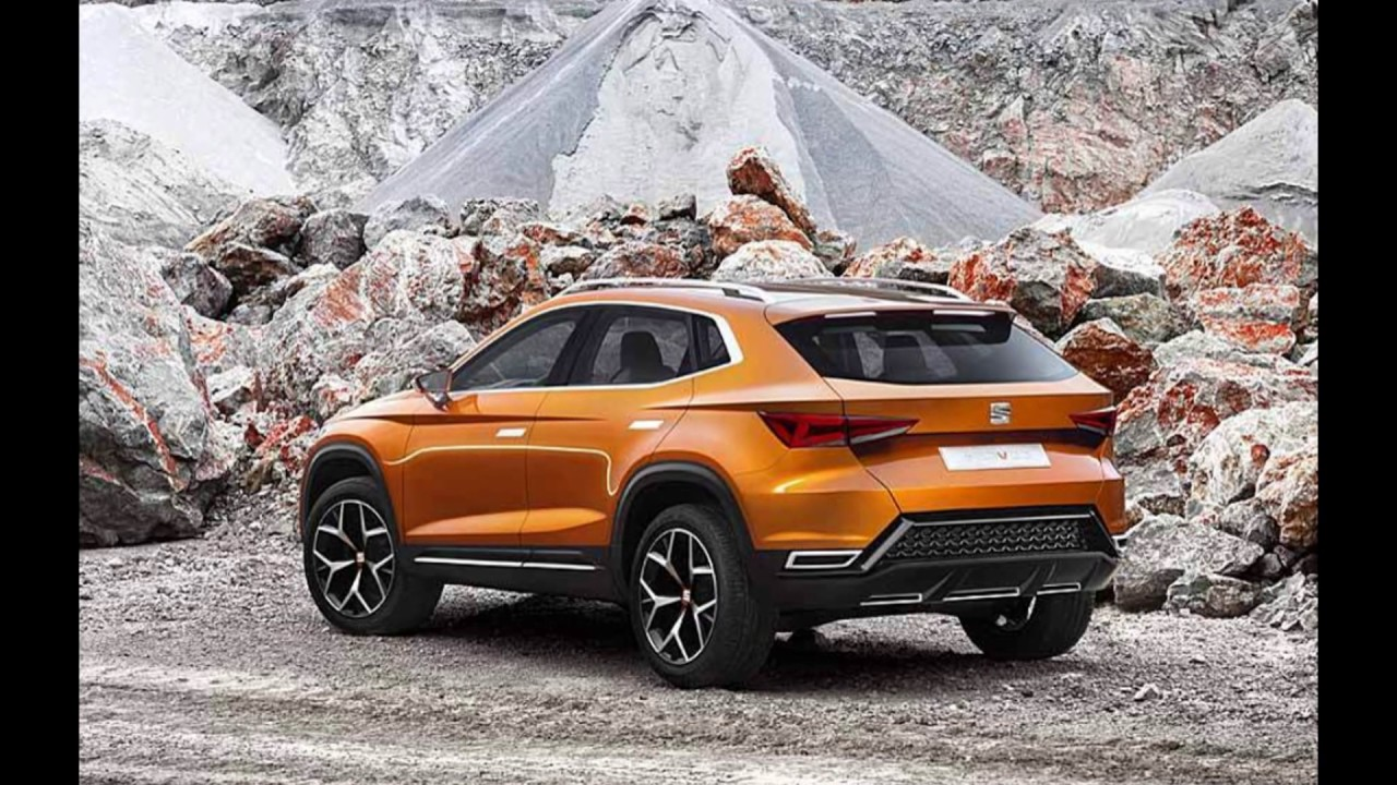2019 seat new arona cupra concept youtube. Black Bedroom Furniture Sets. Home Design Ideas