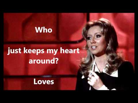 Jack in the Box  CLODAGH RODGERS (with lyrics)
