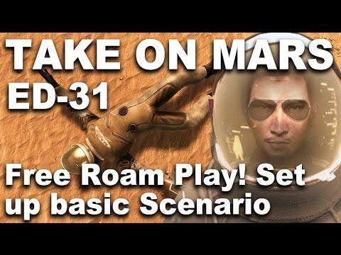 Take On Mars Editor 31