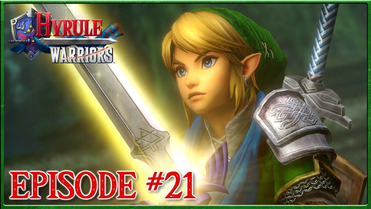 Hyrule Warriors The Blade Of Evil S Bane Wizzro S Assault Episode 21 Youtube