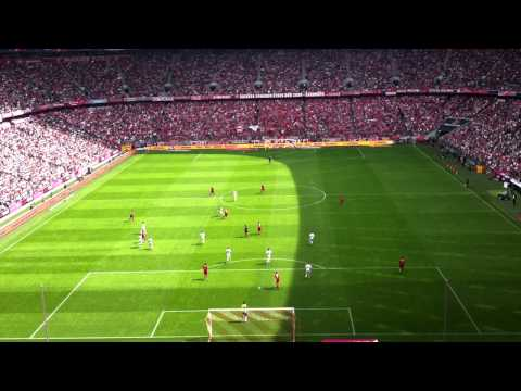 F.C. Bayern Muenchen vs VFB Stuttgart 0 a 1.MOV