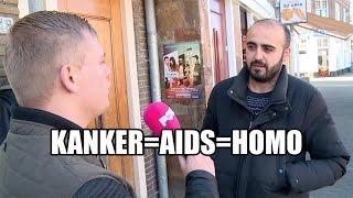 Kanker=Aids=Homoseksualiteit