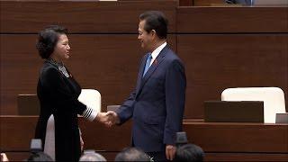 (VTC14)_Quốc hội miễn nhiệm Thủ tướng Nguyễn Tấn Dũng