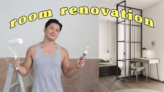 A Week in my Life (Renovating my Room in QC)