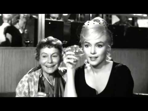 "Marilyn Monroe - ""How Do You Just Live"" The Misfits 1961"