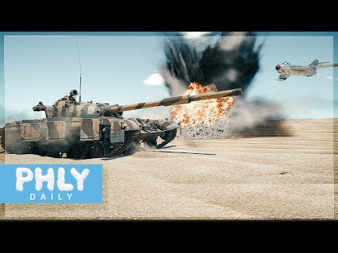 Play this TANK TO WIN | T-64 MBT (War Thunder Top Tier Gameplay)