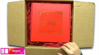 Chinese New Year - Mystery Box #AbacusNews