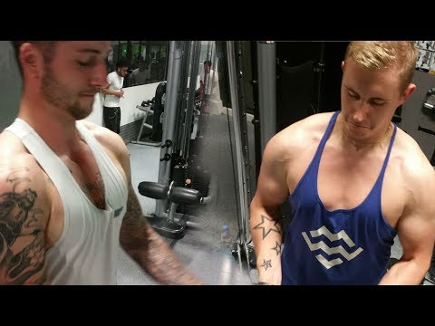 ITS BEEN A WHILE - CHEST WITH DENCH