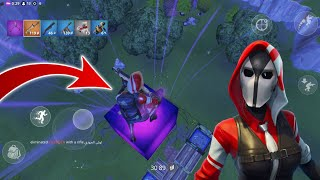 *NEW* ACE SKIN GAMEPLAY in FORTNITE MOBILE-My First Ever Purchase