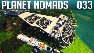 🚀 PLANET NOMADS #033 | Flügel am Eiswagen | Gameplay German Deutsch thumbnail