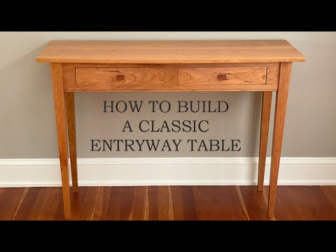 how-to-build-an-entryway-table---make-drawers-&-drawer-pulls
