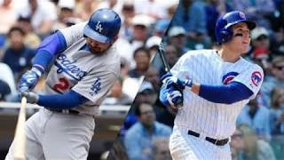 Chicago Cubs vs Los Angeles Dodgers Highlights || June 28, 2018