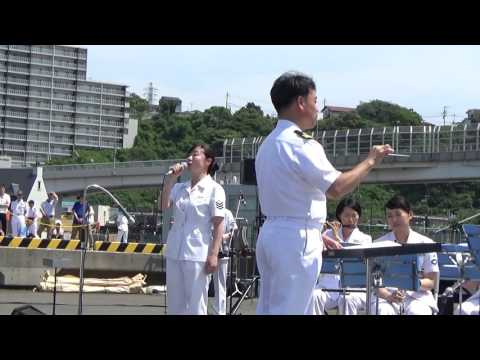 Yume wo Kanaete DORAEMON - Japanese Navy Band