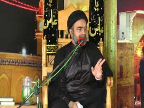 03 Majlis 03 Muharram 1439 2017 Maulana Mohammad Ali Naqvi