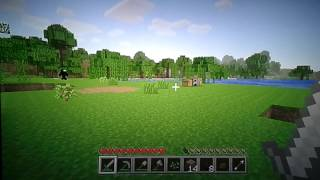 Minecraft Xbox 360: 1.8.2 Survival Ep.3 - Awkward Moment... (Discontinuted)