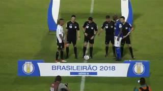 JOGO COMPLETO CSA 1 X 2 PONTE PRETA - 12/10/2018
