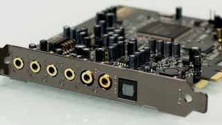 Sound Blaster Audigy Rx с аппаратным процессором E-MU и Karaoke