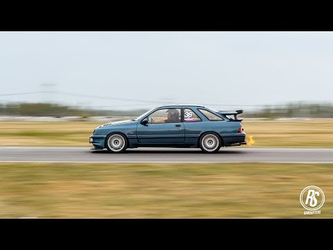 Premium Track Day en un Ford Sierra de +550 HP (Turbo)