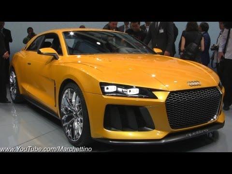 700hp Audi Sport Quattro Concept