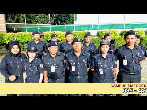 Campus Security Services at Curtin Malaysia