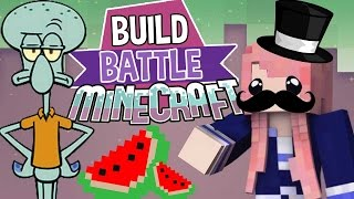 Candy island! | Build Battle | Minecraft Building Minigame