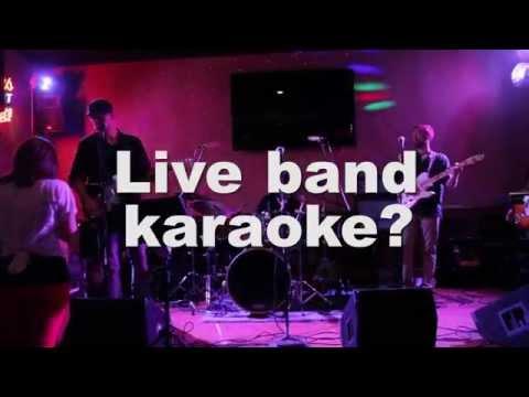 Dirty Money Live Band Karaoke Promo Video