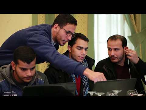 "[Economic Empowerment through E-Work Opportunities for Gaza Youth ""Freelancer""] Phase I - Final Film"