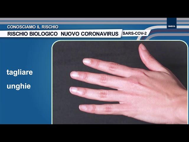 Tutorial Conosciamo il rischio – Nuovo Coronavirus (Parte 3) - (04-04-2020)