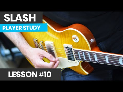 How To Play Like Slash [Slash Course Lesson 10] Rhythm, Chords & Riffing