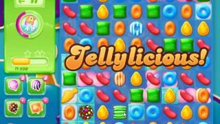 Candy Crush Jelly Saga Level 429 - NO BOOSTERS