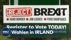 WAHL in IRLAND - das nächste politische Erdbeben droht