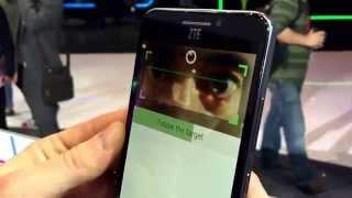Zte e lo sblocco dello smartphone con il riconoscimento dell
