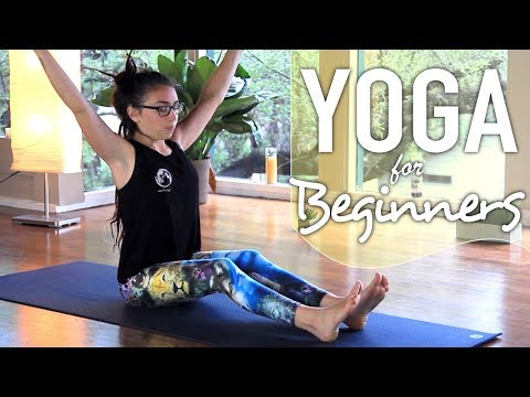 Yoga For Complete Beginners – 30 Minute Full Body Beginner Flow