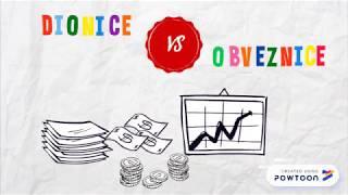 EduSrijeda: DIONICE vs OBVEZNICE