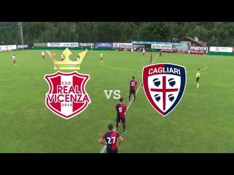 Cagliari Calcio - Real Vicenza SSD