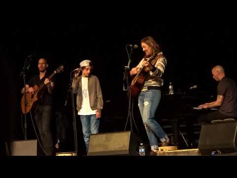 The Joke, Brandi Carlile, Benicio Bryant, Maple Valley, WA, 2018
