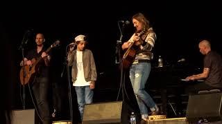 The Joke, Brandi Carlile, Benicio Bryant, Maple Valley, WA, 2018
