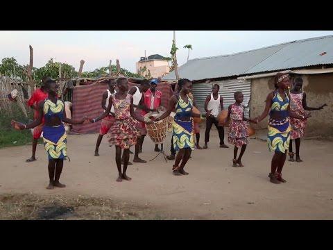 South Sudanese Street Children Dance for Better Lives