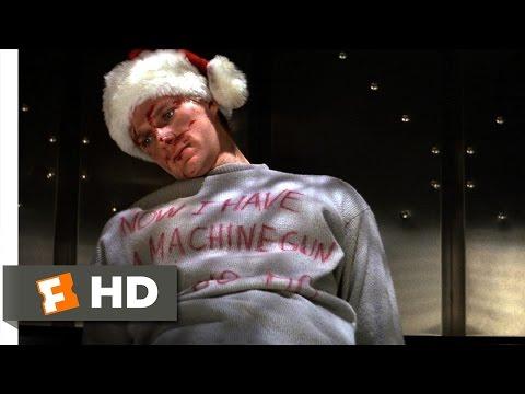 Die Hard (1988) - Ho Ho Ho Scene (1/5) | Movieclips