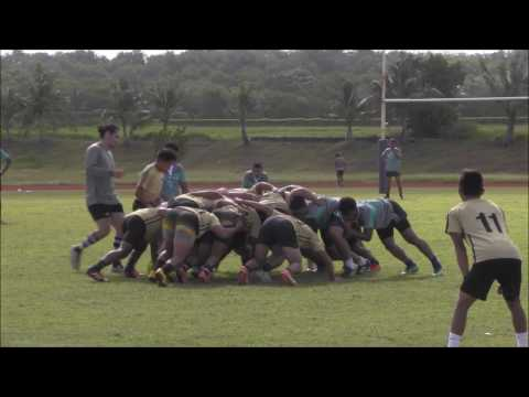 High School Rugby Guam : Varsity : Southern Dolphins vs Tiyan High