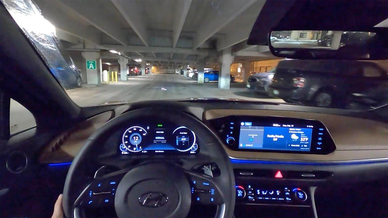 2020 Hyundai Sonata Limited Pov Night Drive Final Thoughts
