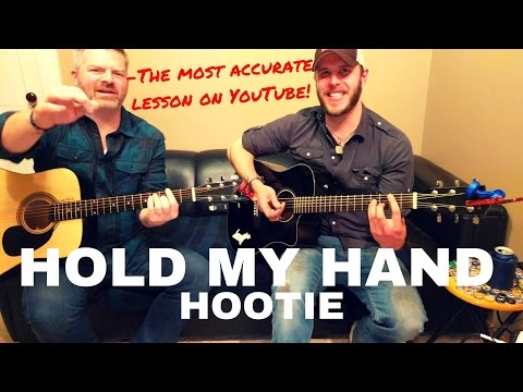 Hold My Hand - Hootie And The Blowfish Guitar Lesson