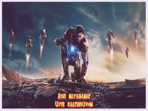 Iron Man | Marvel Anthem AR Rahman |