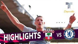 Southampton vs. Chelsea: 0-3 Goals & Highlights | Premier League | Telemundo Deportes