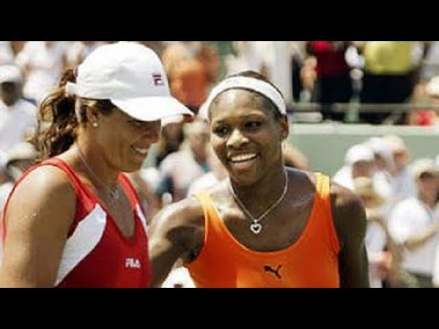 Serena Williams vs Jennifer Capriati 2003 Miami Final Highlights