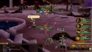 [MMORPG] Monster Farm Lagoon モンスターファームラグーン 廃都シディララマ