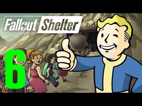 FALLOUT SHELTER #6 : Close The Bloody Door!
